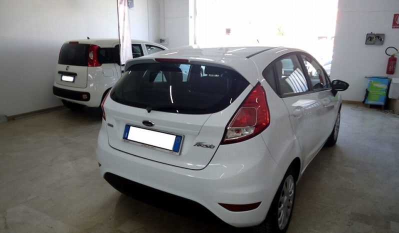 FORD Fiesta (2016) full