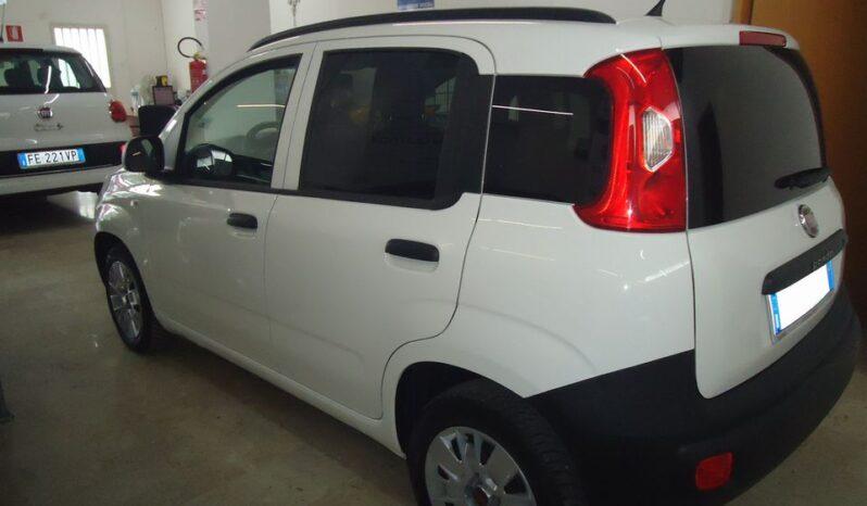 FIAT Panda Van (2017) full